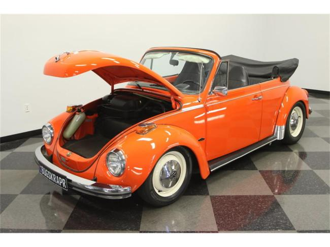1973 Volkswagen Super Beetle - Manual (28)