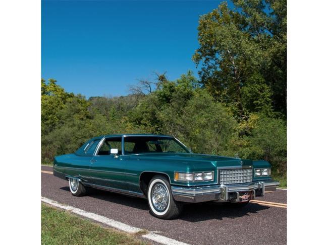 1976 Cadillac Coupe DeVille in St. Louis, Missouri