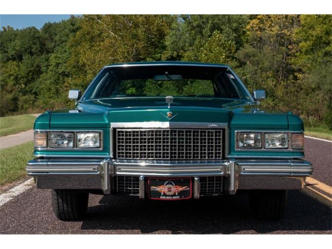 1976 Cadillac Coupe DeVille - 1976 (2)