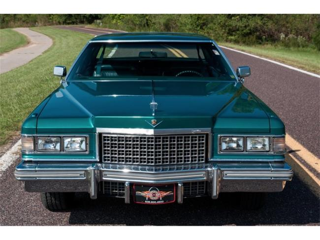 1976 Cadillac Coupe DeVille - 1976 (3)
