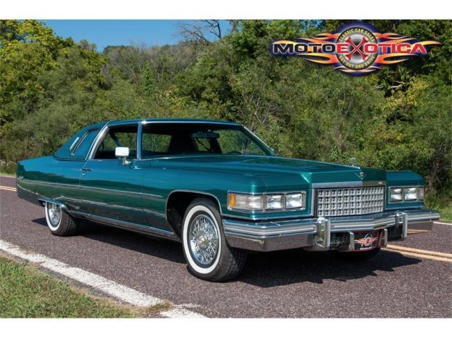 1976 Cadillac Coupe DeVille - Missouri (4)