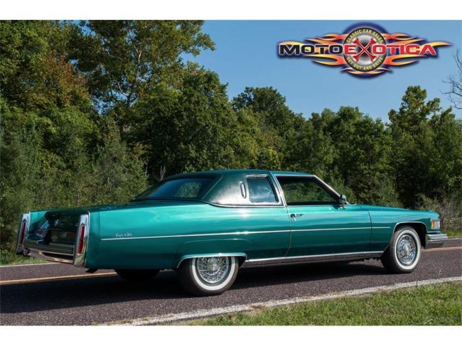 1976 Cadillac Coupe DeVille - Coupe DeVille (7)