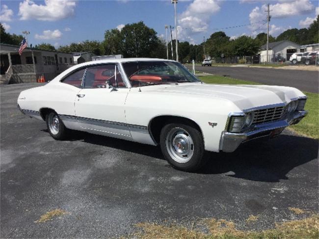1967 Chevrolet Impala - Chevrolet (1)