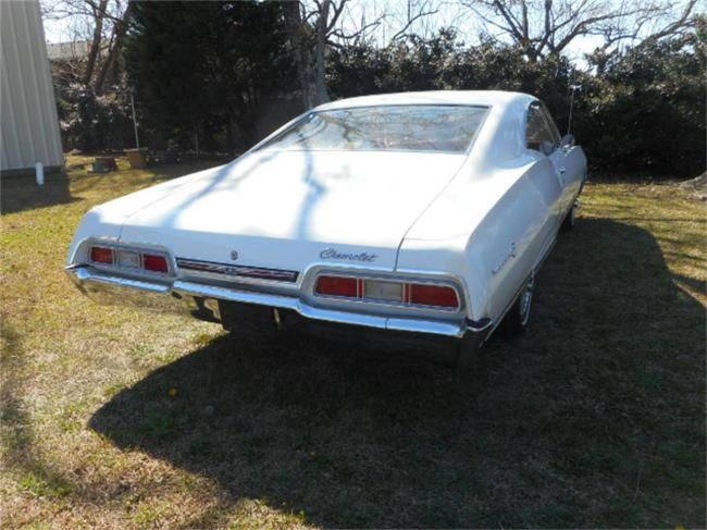 1967 Chevrolet Impala - Manual (4)
