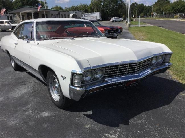 1967 Chevrolet Impala - Chevrolet (41)