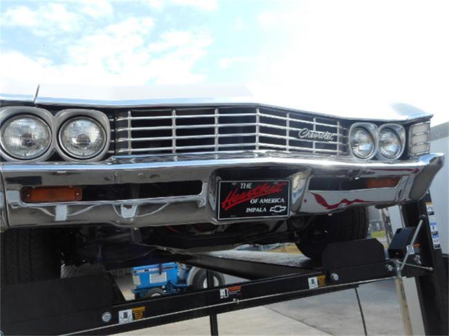 1967 Chevrolet Impala - Chevrolet (42)