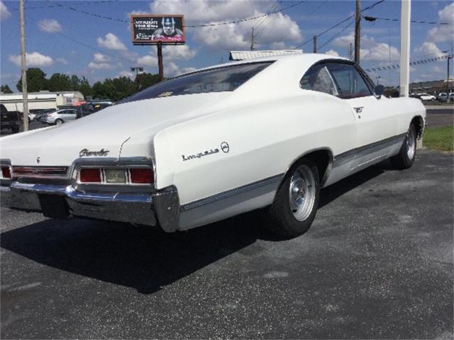 1967 Chevrolet Impala - Manual (43)