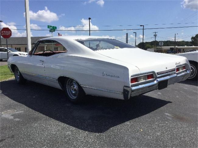 1967 Chevrolet Impala - Impala (44)