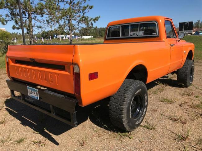 1968 Chevrolet C10 - C10 (6)