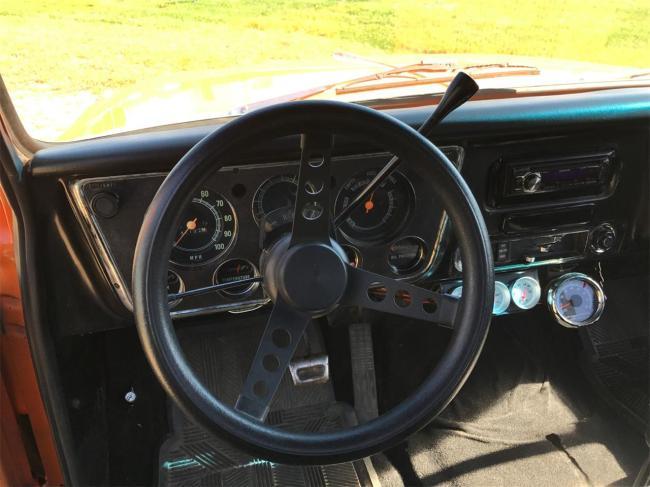 1968 Chevrolet C10 - C10 (16)