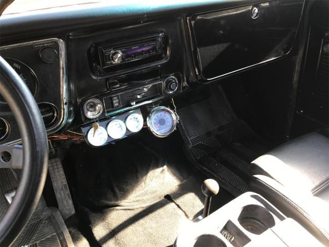 1968 Chevrolet C10 - Chevrolet (17)