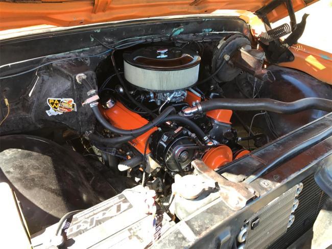 1968 Chevrolet C10 - C10 (19)