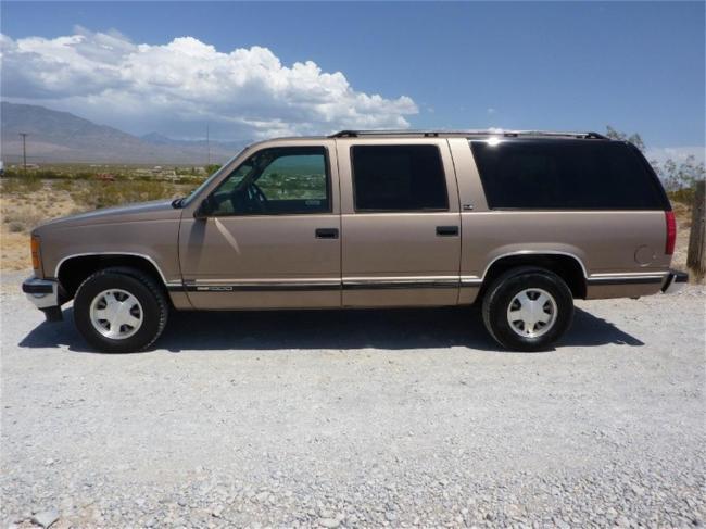 1995 GMC Suburban - California (1)