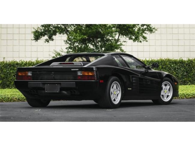 1988 Ferrari Testarossa - Testarossa (2)