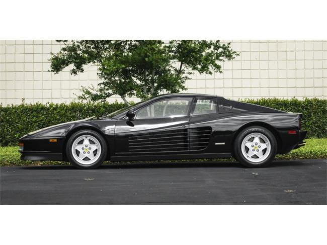 1988 Ferrari Testarossa - Ferrari (3)