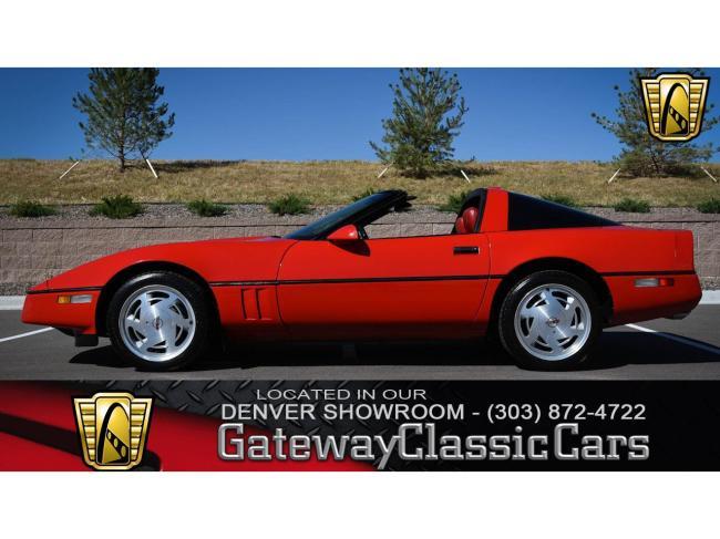 1989 Chevrolet Corvette in O'Fallon, Illinois