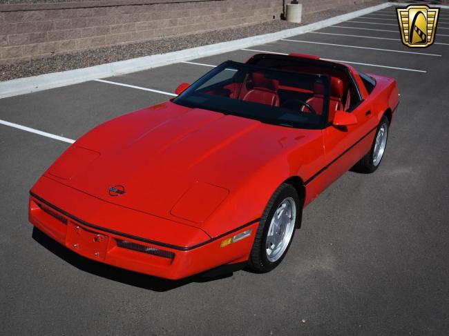 1989 Chevrolet Corvette - 1989 (1)