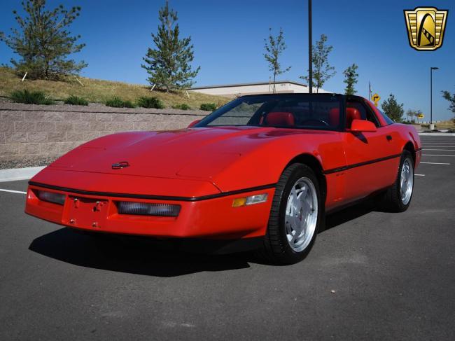 1989 Chevrolet Corvette - Chevrolet (3)