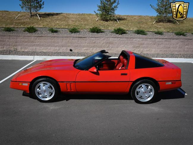 1989 Chevrolet Corvette - 1989 (4)