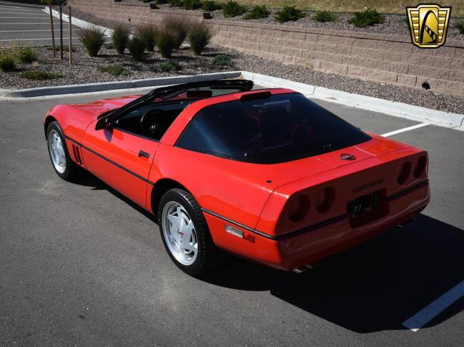1989 Chevrolet Corvette - Chevrolet (7)
