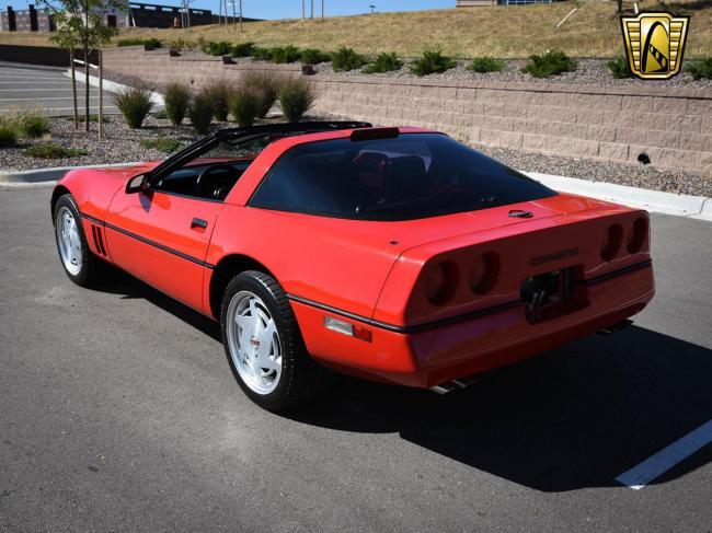 1989 Chevrolet Corvette - 1989 (8)