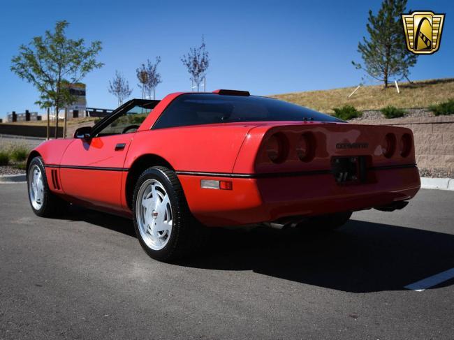 1989 Chevrolet Corvette - Illinois (9)