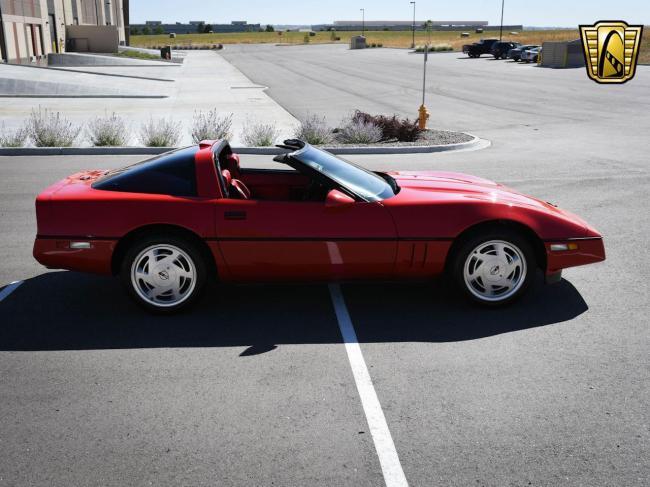 1989 Chevrolet Corvette - Chevrolet (17)