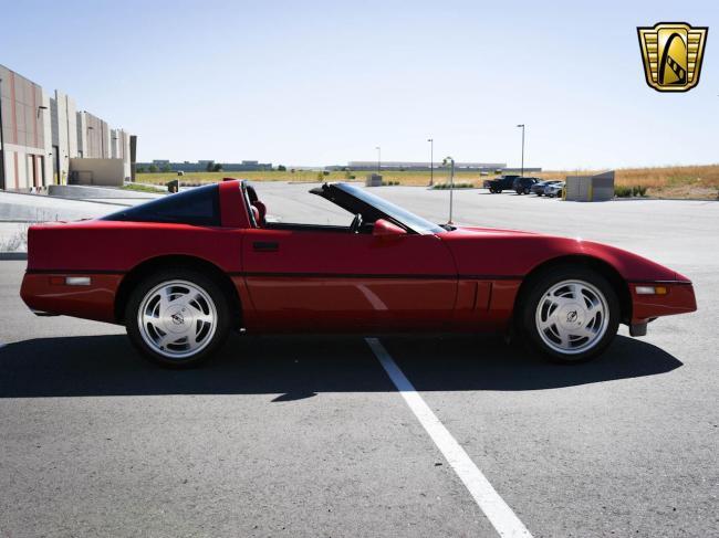 1989 Chevrolet Corvette - 1989 (18)