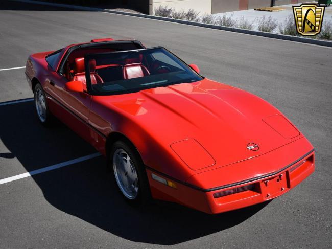 1989 Chevrolet Corvette - Corvette (19)