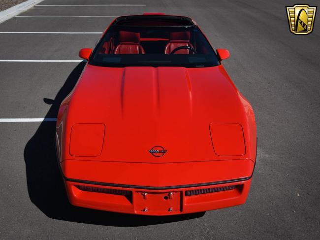 1989 Chevrolet Corvette - 1989 (22)