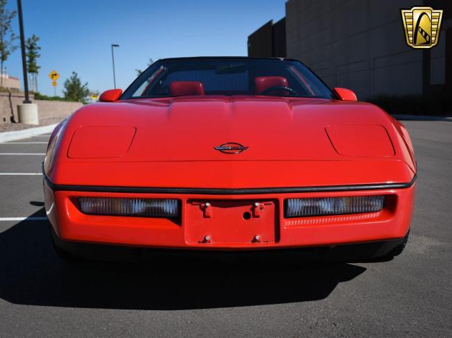 1989 Chevrolet Corvette - 1989 (24)