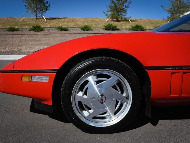 1989 Chevrolet Corvette - 1989 (25)