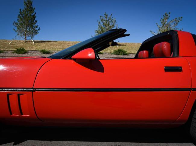 1989 Chevrolet Corvette - Corvette (26)