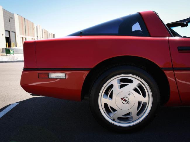 1989 Chevrolet Corvette - Illinois (28)