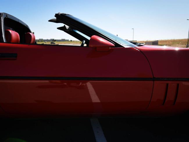 1989 Chevrolet Corvette - Illinois (29)