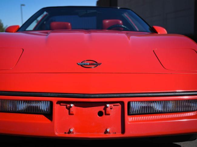 1989 Chevrolet Corvette - 1989 (32)