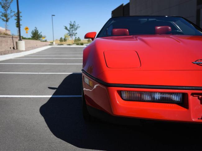 1989 Chevrolet Corvette - Illinois (33)