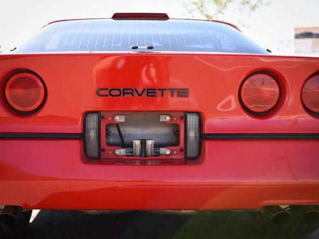 1989 Chevrolet Corvette - 1989 (38)