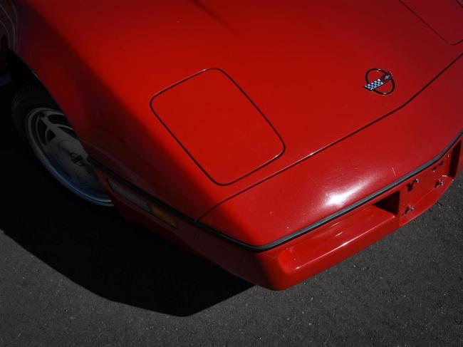 1989 Chevrolet Corvette - Corvette (41)