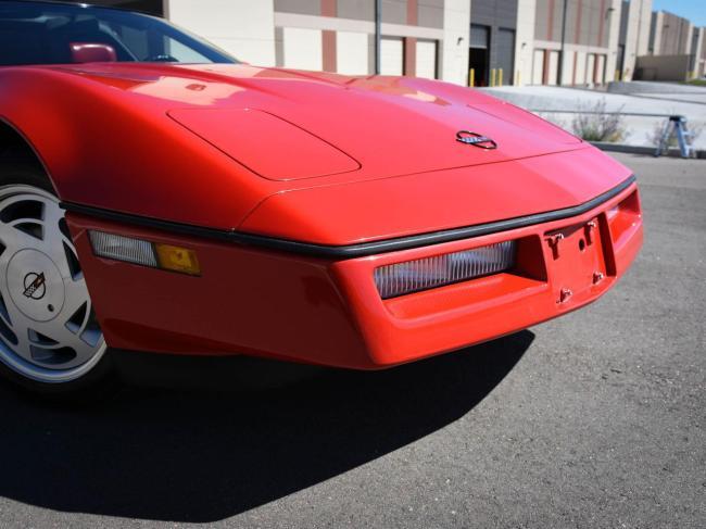 1989 Chevrolet Corvette - Corvette (43)