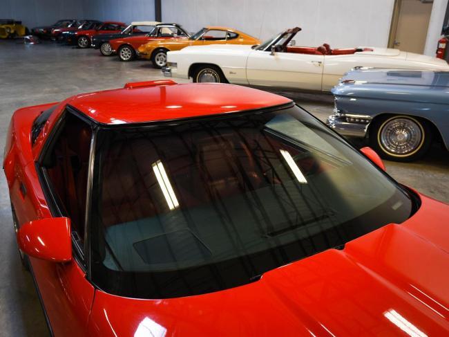 1989 Chevrolet Corvette - Chevrolet (46)