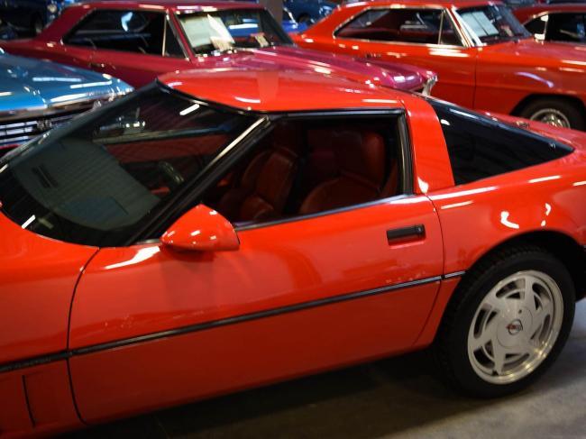 1989 Chevrolet Corvette - Illinois (47)