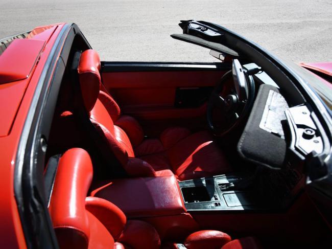 1989 Chevrolet Corvette - Corvette (55)
