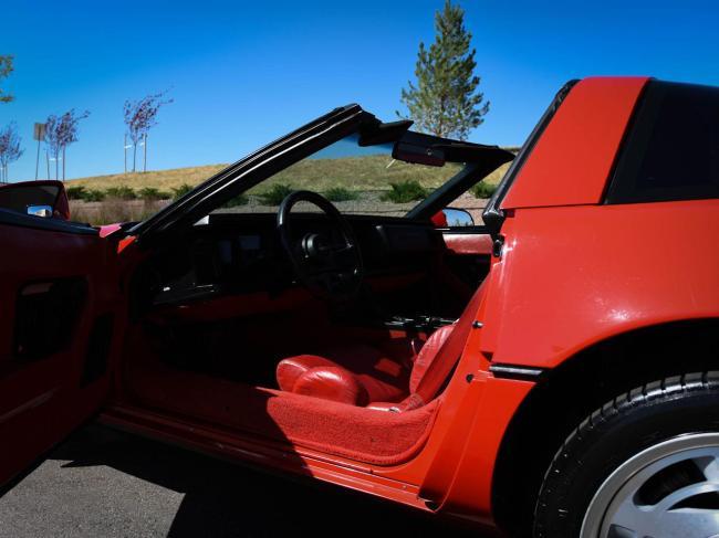 1989 Chevrolet Corvette - 1989 (59)