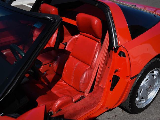 1989 Chevrolet Corvette - Chevrolet (60)