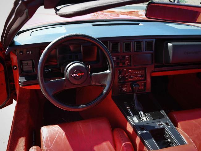 1989 Chevrolet Corvette - Illinois (62)