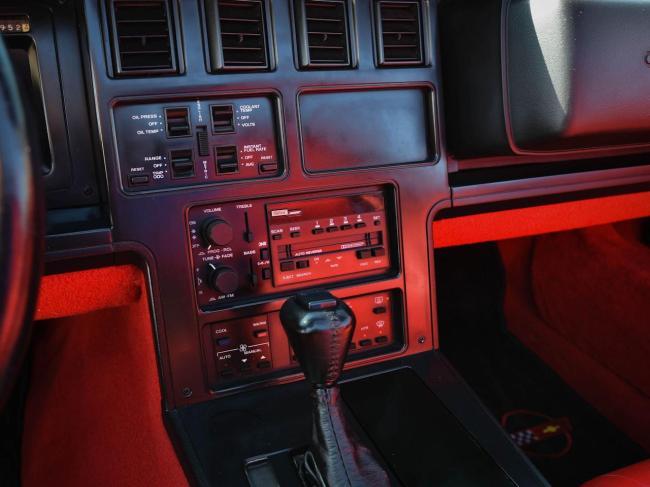 1989 Chevrolet Corvette - Illinois (67)