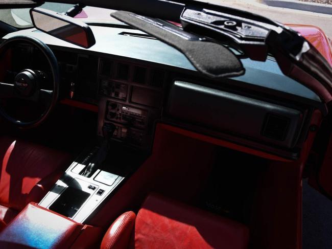 1989 Chevrolet Corvette - 1989 (69)