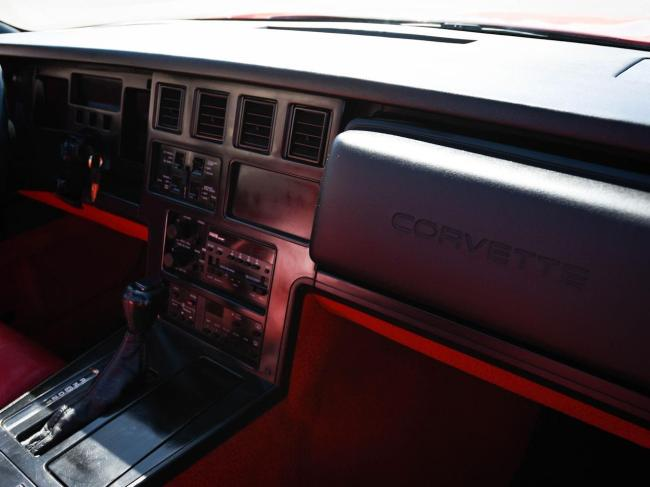 1989 Chevrolet Corvette - Illinois (70)