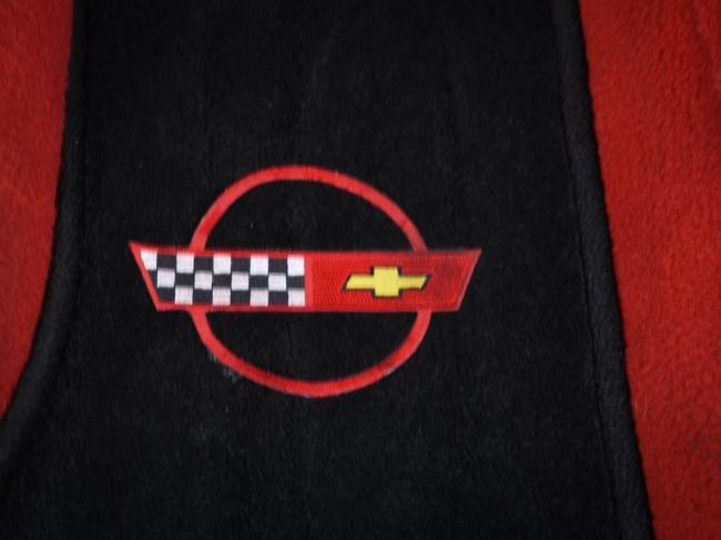 1989 Chevrolet Corvette - Chevrolet (72)
